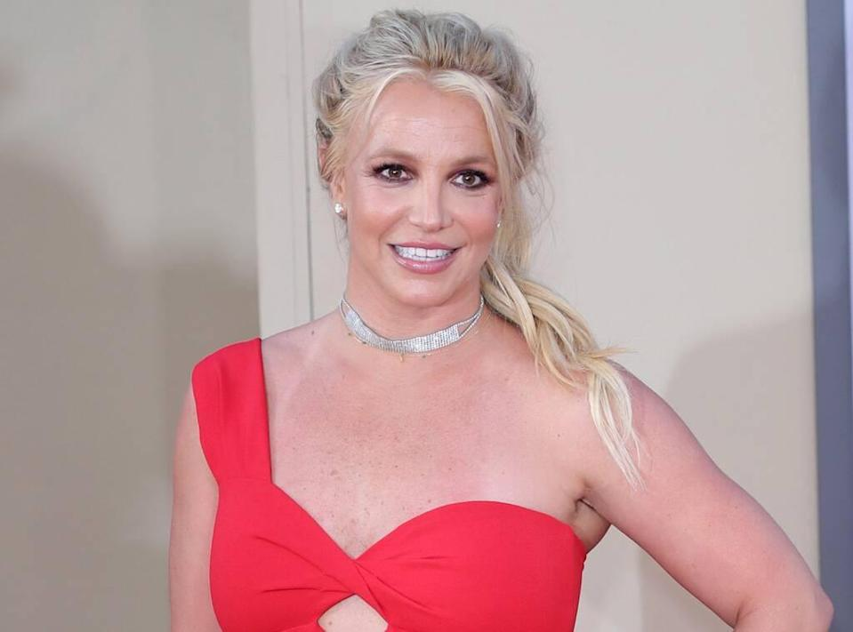 Britney Spears, 'Once Upon a Time in Hollywood' film premiere