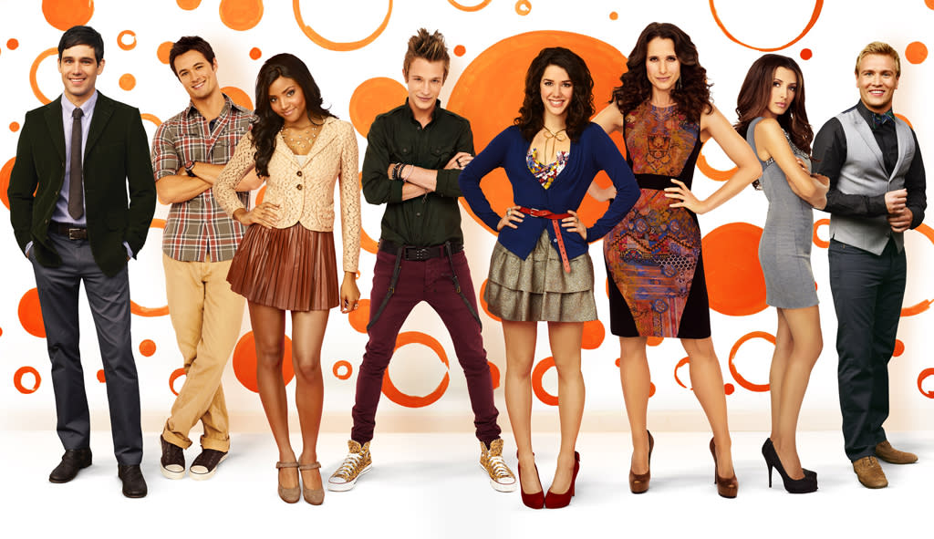 "<P><B>""Jane by Design"" (ABC Family)</b><br> <br><B>Returns June 5</b> <br> <br>This ABC Family show about a high school student who ends up working as an assistant to a major fashion designer is utterly unbelievable, but kind of charming in its own weird way. Ben found out about Jane's secret but let her keep her job, and Billy told Jane that he loved her (for all intents and purposes) in the midseason finale. Seems like things are looking up for her, but you know, there's that Jeremy business to deal with, and we wouldn't expect things to go smoothly from here on out. </P>"