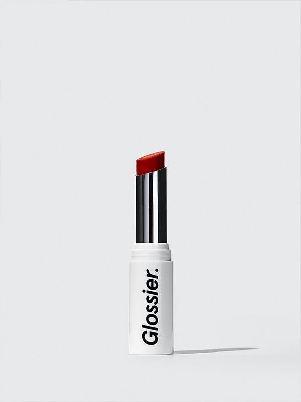 """<p><strong>Glossier</strong></p><p>glossier.com</p><p><strong>$18.00</strong></p><p><a href=""""https://go.redirectingat.com?id=74968X1596630&url=https%3A%2F%2Fwww.glossier.com%2Fproducts%2Fgeneration-g&sref=https%3A%2F%2Fwww.womenshealthmag.com%2Fbeauty%2Fg32981827%2Fbest-matte-lipstick%2F"""" rel=""""nofollow noopener"""" target=""""_blank"""" data-ylk=""""slk:Shop Now"""" class=""""link rapid-noclick-resp"""">Shop Now</a></p><p>For those of you who like a no-makeup makeup vibe, Generation G gives a perfectly blotted, just-bitten color to your lips. It goes on pretty sheer, but can be built up for stronger color. </p>"""