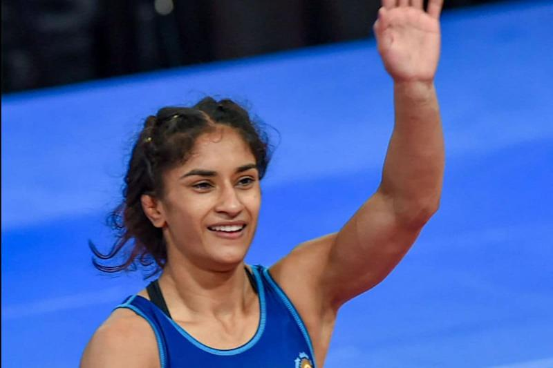 Vinesh Phogat Tests Negative for Coronavirus After Undergoing Second Test