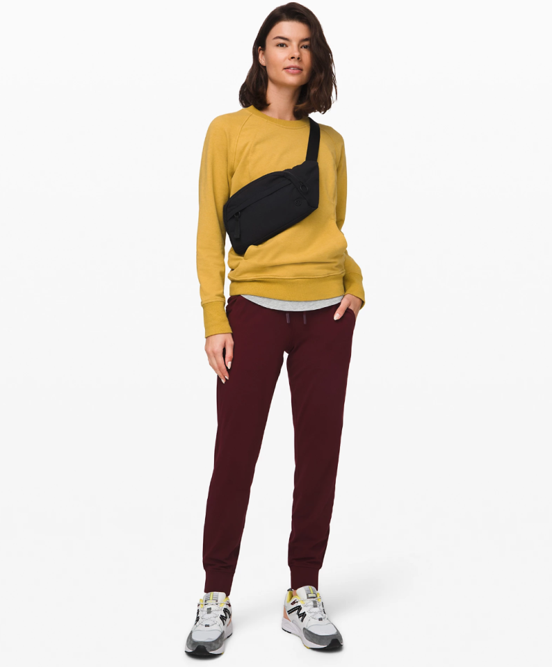 """<p><strong>Lululemon</strong></p><p>lululemon.com</p><p><a href=""""https://go.redirectingat.com?id=74968X1596630&url=https%3A%2F%2Fshop.lululemon.com%2Fp%2Fwomen-pants%2FReady-To-Rulu-Pant-MD%2F_%2Fprod8420209&sref=https%3A%2F%2Fwww.womenshealthmag.com%2Flife%2Fg31477134%2Flululemon-sale-leggings-we-made-too-much%2F"""" target=""""_blank"""">Shop Now</a></p><p><del>$108</del><strong><br>$79</strong></p><p>Consider these the perfect cozy pair for any activity—including couch-lounging.</p>"""