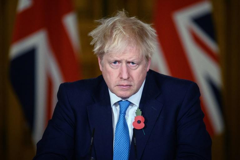 The prime minister was informed that he should self-isolate after being contacted by the country's Test and Trace scheme