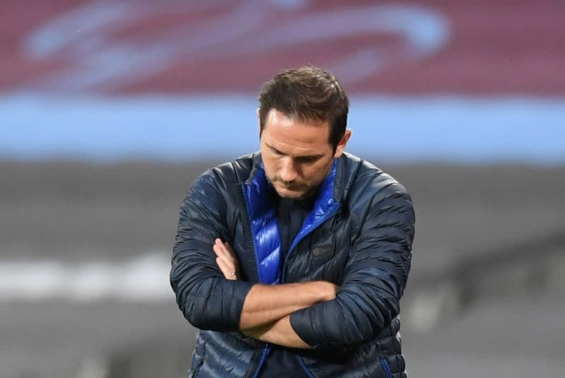 Lampard wants 'collective sit-down' over VAR controversies