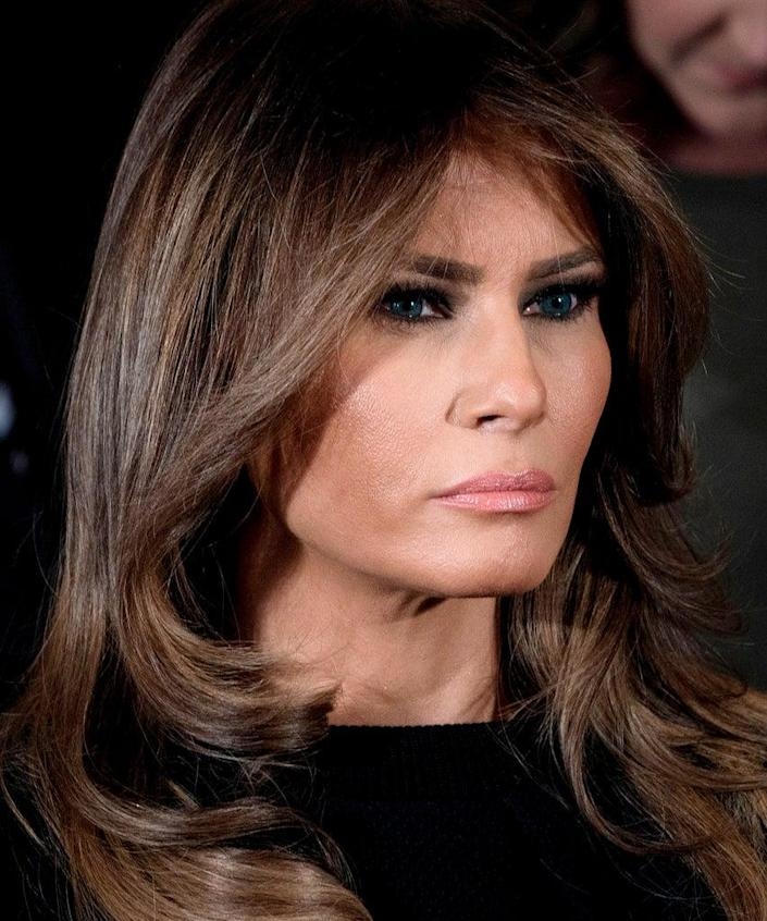 Melania Trump Proves She's Just As Bad As Her Husband, Refuses To Welcome Jill Biden