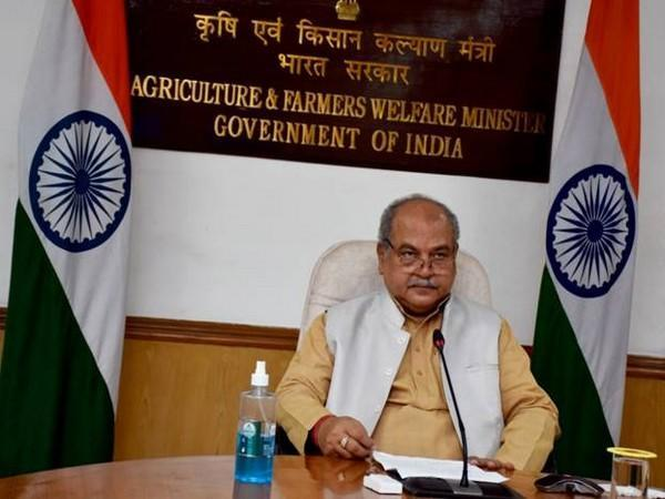 Union Minister of Agriculture and Farmers Welfare Narendra Singh Tomar (Photo/PIB)