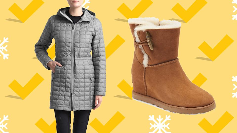Grab Hydro Flasks, UGGs, Hunter rain boots and so much more for less at Nordstrom.