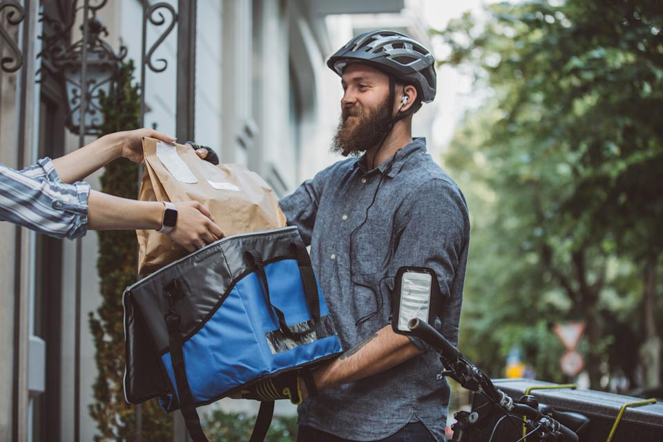 Tax tips for gig economy workers. Source: Getty
