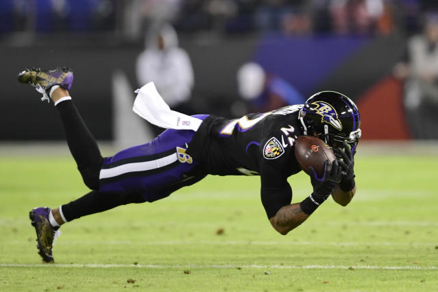 Ravens Poised to Get Healthier After Bye