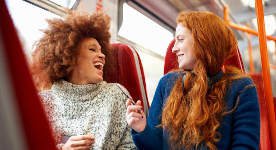 After Diane Abbott is caught drinking on TfL, these are the rules to follow when taking alcohol on trains. [Image: Getty]