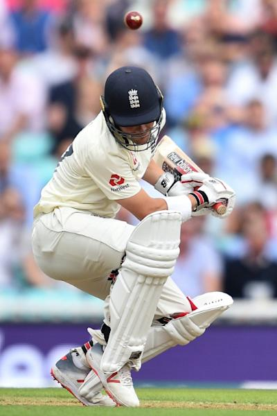 England opener Rory Burns struggled with the short ball at times but responded with 390 runs in the series