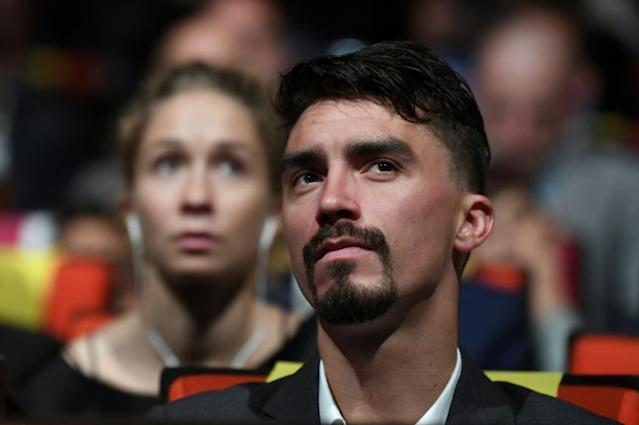 Julian Alaphilippe eyes the route for 2020 (AFP Photo/Alain JOCARD)
