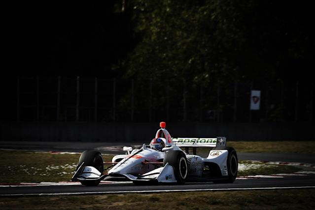 Herta beats Power to Portland pole