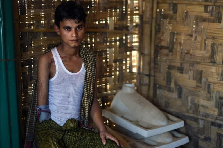 Aid agencies fear it will be years before the Rohingya are allowed to return to Rakhine state