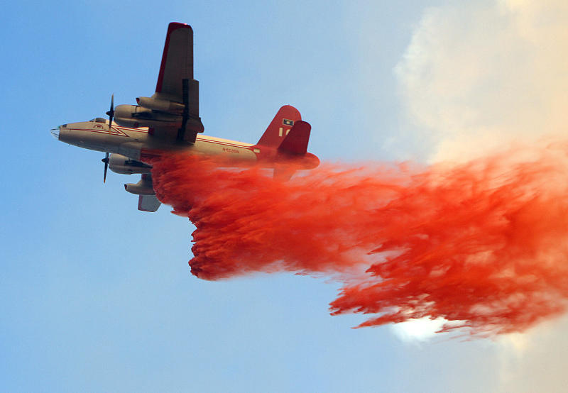 Feds add bigger, faster planes to wildfire fleet
