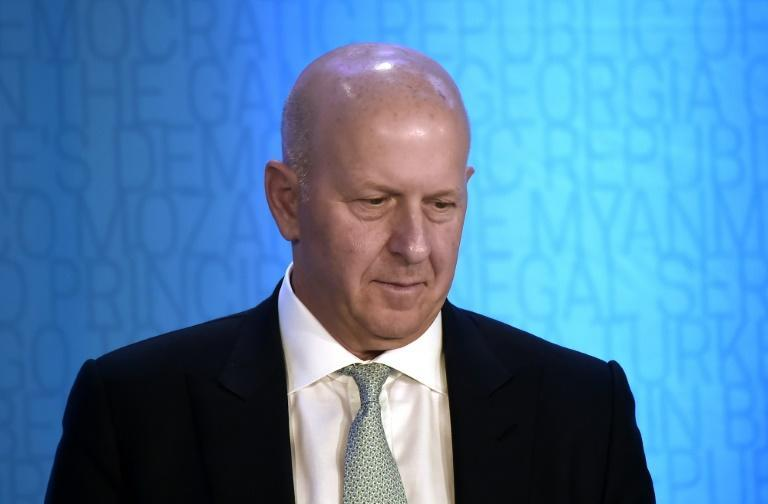 Goldman Sachs CEO David Michael Solomon pointed to a strenthening US economy, but cautioned that inflation remains a risk