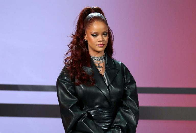 Rihanna -- seen here at the 2019 BET awards in Los Angeles -- is perhaps the most famous Barbadian