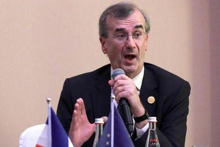 EU needs simple capital rules for euro zone banking union - Villeroy