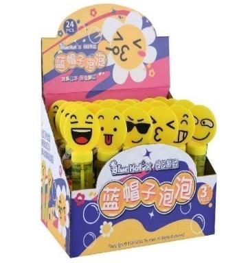 Blue Hat and QQ jointly developed the QQ Emoji Bubble Sticks. Source: Blue Hat Interactive Entertainment