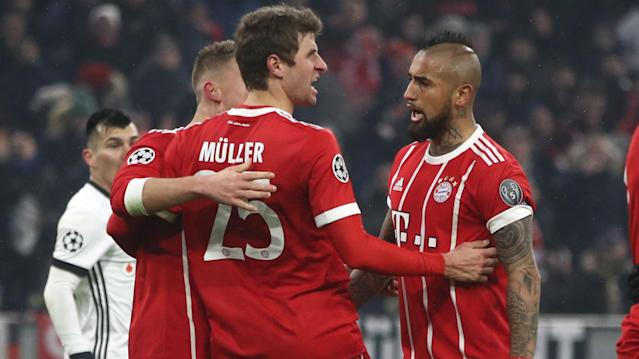 When the Germany international scores, the Bundesliga champions have never lost, a streak that continued on Tuesday