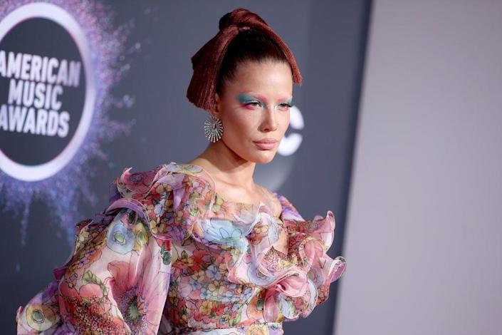 Halsey (Getty Images)