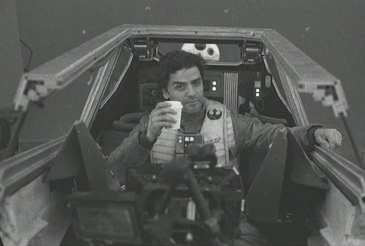 """<p>Our brief glimpse of Poe and BB-8 in <a rel=""""nofollow"""">the brand new trailer</a> is a frightening one, as they race directly into an attack on the ResistanceBase. On the bright side, the Poe and Finn bromance is still going strong.</p><p>""""Poe is my boy. There's always a new adventure for us to go on<span>,""""John Boyega<span> teased in the Star Wars Celebration panel.</span></span></p>"""