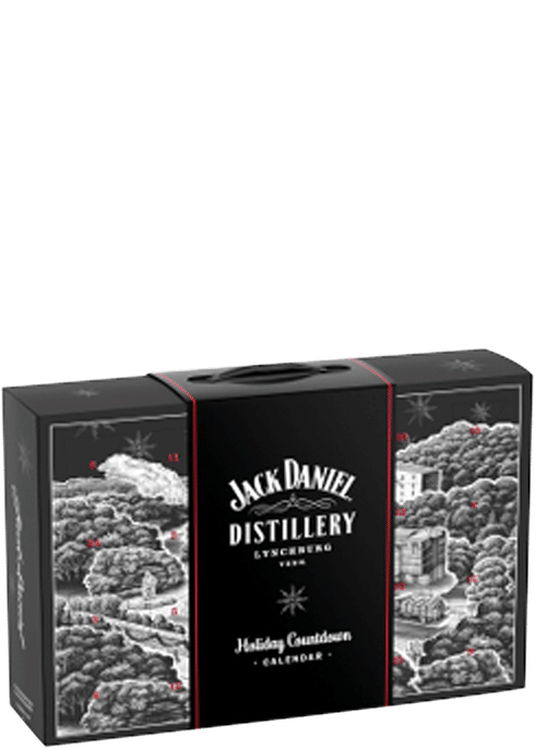 "<p><strong>Jack Daniels</strong></p><p>totalwine.com</p><p><strong>$91.99</strong></p><p><a href=""https://www.totalwine.com/spirits/american-whiskey/jack-daniels-holiday-countdown-calendar-gift/p/224240050"" rel=""nofollow noopener"" target=""_blank"" data-ylk=""slk:BUY IT HERE"" class=""link rapid-noclick-resp"">BUY IT HERE</a></p><p>'Tis the season for sampling delicious whiskeys. This quirky spin on an Advent calendar is packed with a variety of 50ml bottles of classic JD flavors, as well as a host of other fun yuletide goodies. Make the holiday last a little longer with this whiskey calendar from Jack Daniel's.</p>"