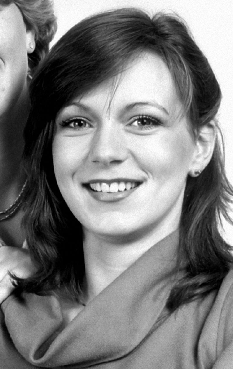 Suzy Lamplugh, who disappeared at the age of 25 in 1986 (PA)