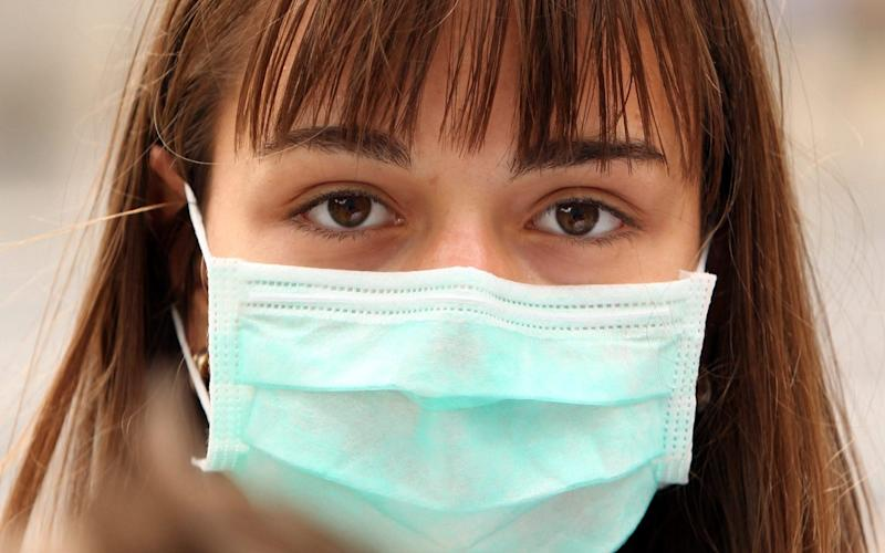 Health experts fully expect the world to be confronted by a fast-moving global pandemic - Getty Images