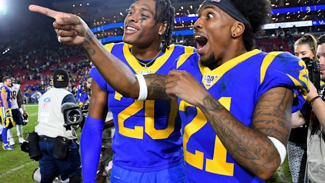 Rams are home underdogs for first time in 2 years with Ravens visiting