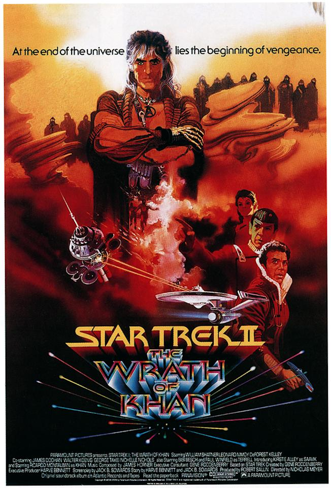 """Star Trek II: The Wrath of Khan"" - 1982"