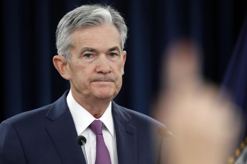 Weak pay growth puzzles Fed chief, just like everyone else