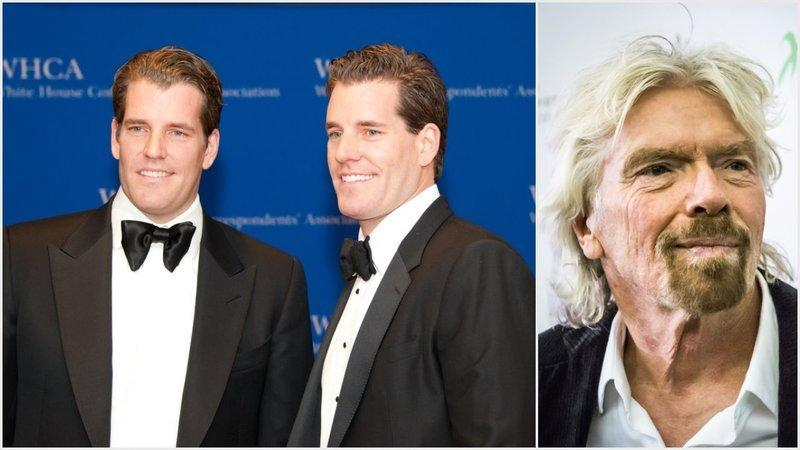 Bitcoin Is Taking the Winklevoss Twins 'to the Moon'