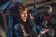 """Bull Demon King (Shawn Huang) in """"A Chinese Odyssey Part Three (大话西游3)"""". (Shaw Organisation)"""