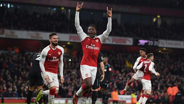<p>Arsenal have a limited number of forwards to choose from with Alexandre Lacazette out due to injury and Pierre-Emerick Aubameyang unavailable having previously played for Dortmund in their Champions League campaign. </p> <br><p>That means Danny Welbeck is likely to be entrusted with a rare start. The England international has only featured four times for Arsenal in their Europa League campaign and is yet to score a goal. </p> <br><p>On Thursday, Welbeck will come up against a stern Milan defence of which veteran Leonardo Bonucci will be at the heart of. The 27-year-old probably won't have much success holding the ball up but he will outpace the 30-year-old Italian and so runs in behind the defence could cause Bonucci and Milan some problems. </p>