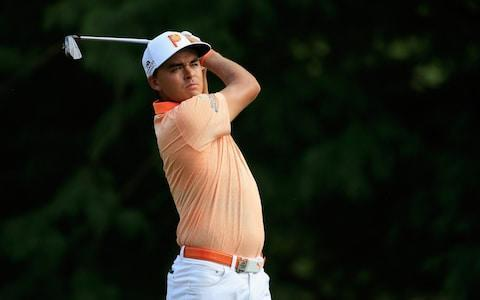 <span>The bright colours of Rickie Fowler will be on show once again</span> <span>Credit: Getty images </span>