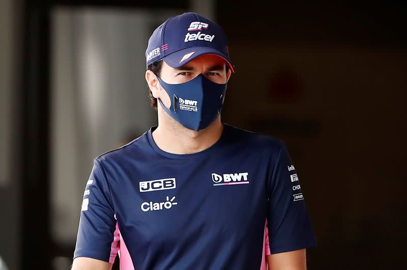 """Perez clears the air after saying some in Racing Point """"hide things"""""""