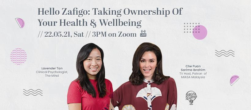 Che Puan Sarimah Ibrahim, mental health patron for MIASA, and Lavender Tan, a clinical psychologist from The Mind speak to us about mental health and how to take charge, starting from within.