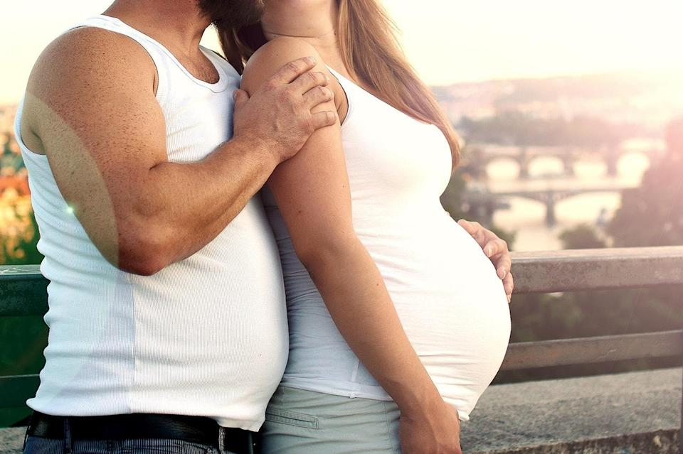 one in six couples abstain from having sex during pregnancy [Photo: JÉSHOOTS via Pexels]