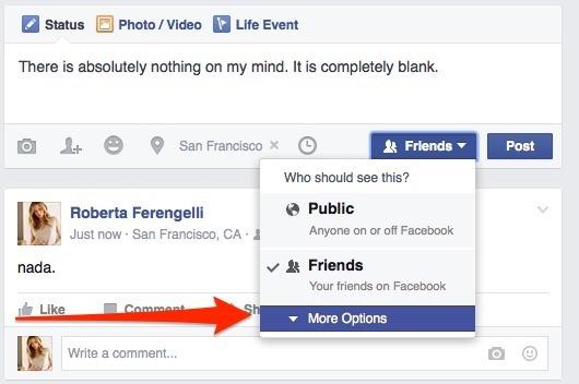 how to show ur friends list on facebook