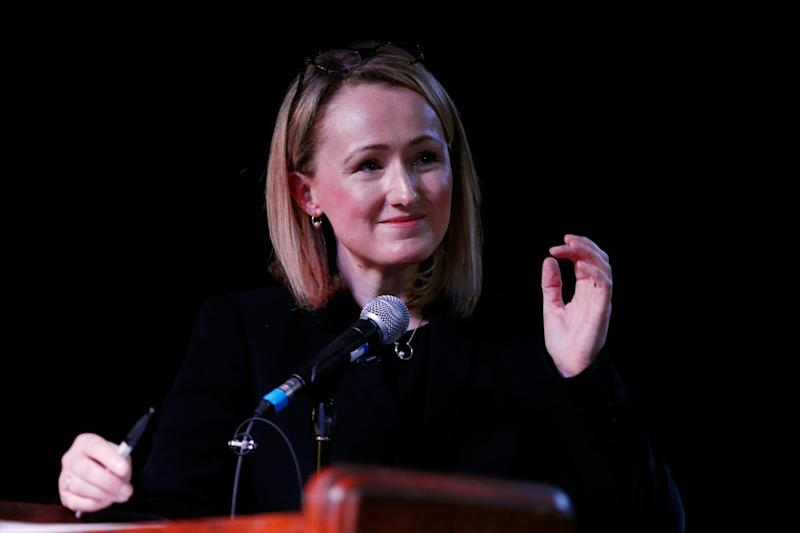 Labour MP Rebecca Long-Bailey speaks during a Labour Leadership Campaign Event at Oslo Hackney (Getty Images)