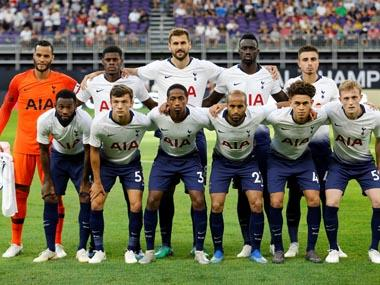 Premier League: Tight purse-strings could curtail ambitions of under-staffed Tottenham Hotspur