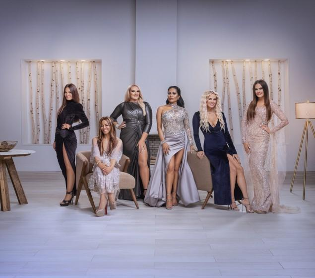 """The cast of """"The Real Housewives of Salt Lake City"""""""