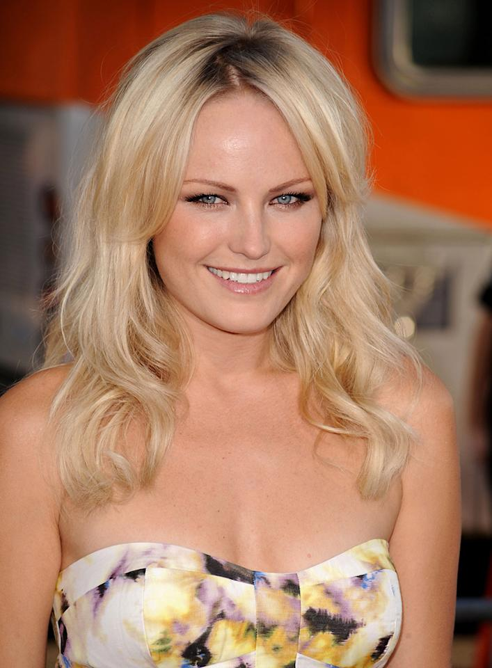 """<a href=""""http://movies.yahoo.com/movie/contributor/1808422842"""">Malin Akerman</a> at the Los Angeles premiere of <a href=""""http://movies.yahoo.com/movie/1810105852/info"""">Going the Distance</a> - 08/23/2010"""