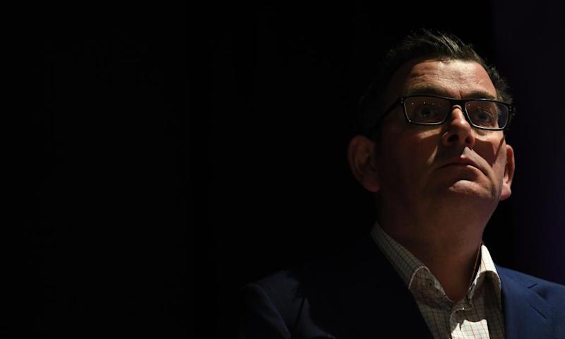 Victorian premier Daniel Andrews announced police would patrol suburb boundaries, carrying out checks on people travelling into and out of hotspots
