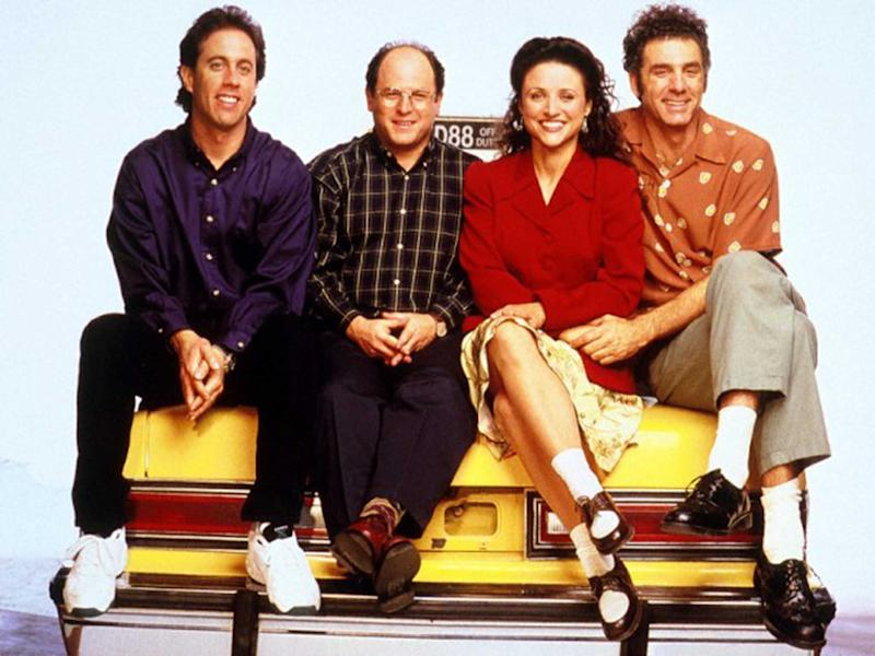 Although it never won an Emmy, 'Seinfeld' is widely regarded as one of the greatest and most influential sitcoms of all timeRex