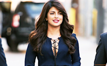 Only Bollywood actress who doesn't diet: Priyanka Chopra doesn't diet at all. She eats whatever comes her way. But here's the catch. Her food intake is limited and follows a measure.