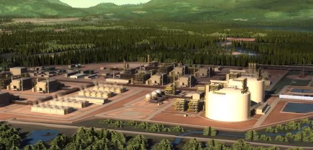 Submitted by LNG Canada