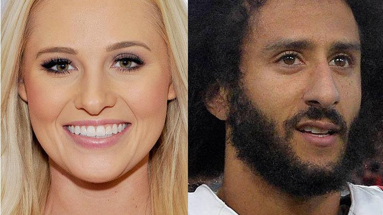 Twitter Users Shred Tomi Lahren Over 'Disrespectful' Colin Kaepernick D-Day Image