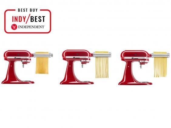 Put your Italian chef hat on and cook up tagliatelle, lasagne sheets and more with a pasta machine (The Independent)