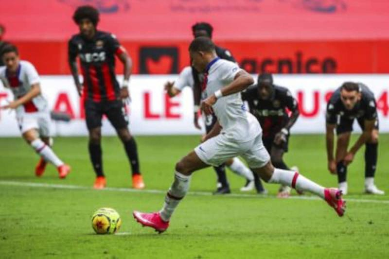 Ligue 1: Kylian Mbappe Returns For Paris Saint-Germain And Stars In 3-0 Win At Nice